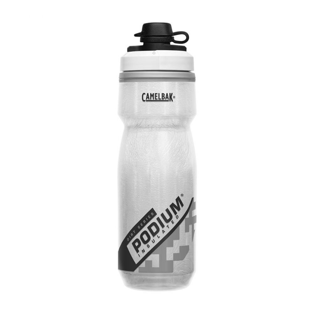 Láhev CAMELBAK Podium Dirt Series Chill 0,62l White