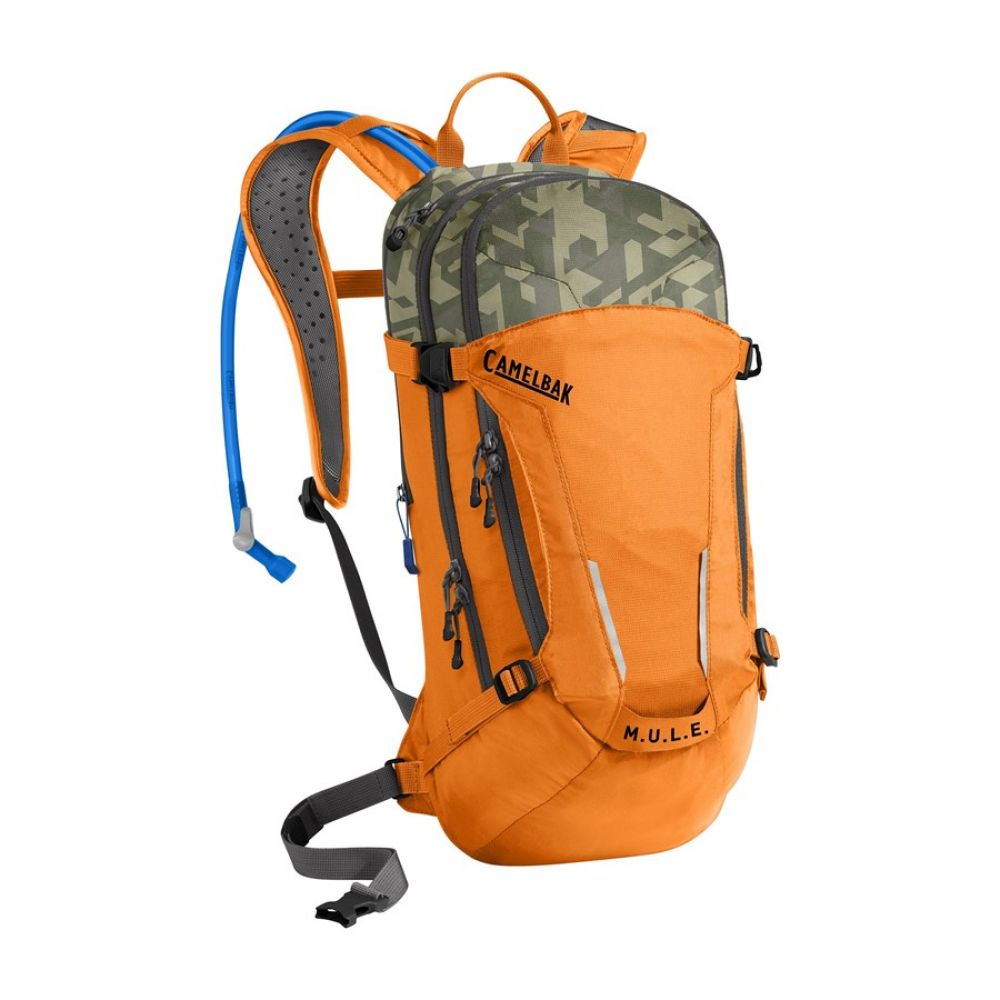 Batoh CAMELBAK MULE Russet Orange/Camelflage