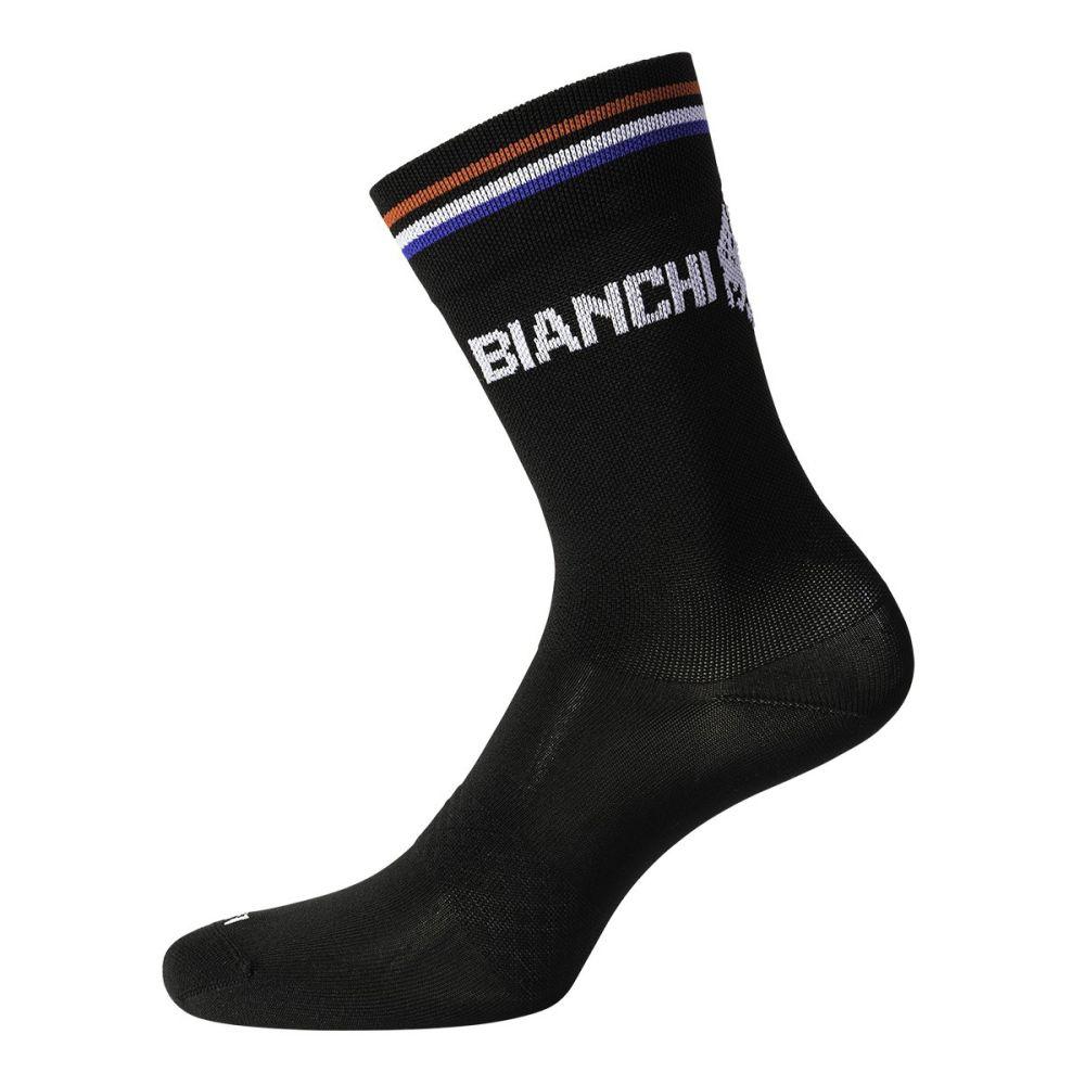 Ponožky Bianchi Milano BOLCA 4000 černá