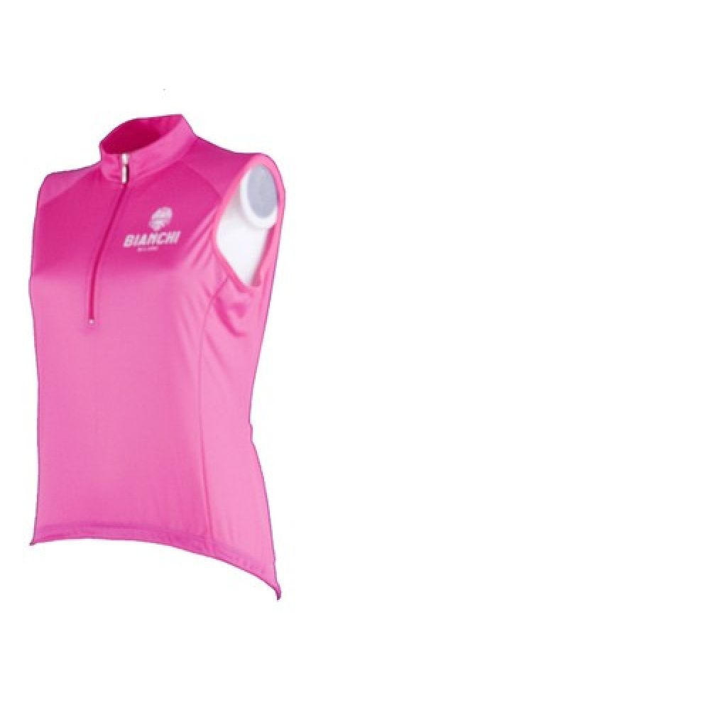 Dres Bianchi E11 Felice - růžový