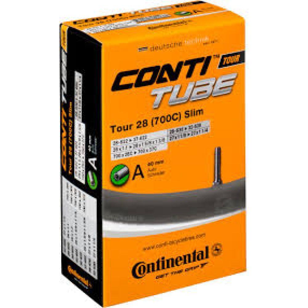 """Continental duše Tour Slim 28"""" 42mm autoventil"""